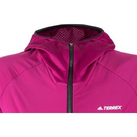 adidas TERREX Skyclimb Fl Jacket Women power berry